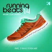 Running Beats, Vol. 14 - Musik Zum Laufen (Inkl. 5 KM & 10 KM Mix) von Various Artists