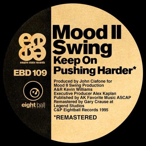 Keep On Pushing Harder by Mood II Swing