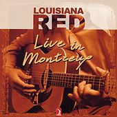 Live in Montreux by Louisiana Red