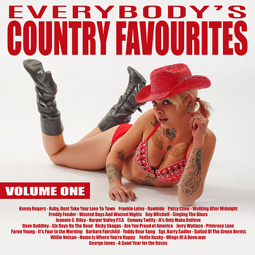 Everybody's Country Favourites, Vol. 1 by Various Artists