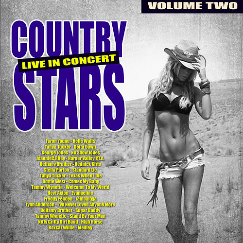 Country Stars - Live In Concert, Vol. 2 by Various Artists