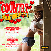 Country Heartbreakers (Live) by Various Artists