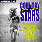 Country Stars - Live in Concert,  Vol. 1 de Various Artists