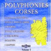 Polyphonies corses, Vol. 1 (Enregistrements de 1974 à 1990) di Various Artists
