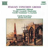Italian Concerti Grossi von Various Artists