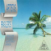 Artistas Brasileiros 4 em 1 by Various Artists