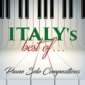 Italy's Best Of... Piano Solo Compositions de Various Artists