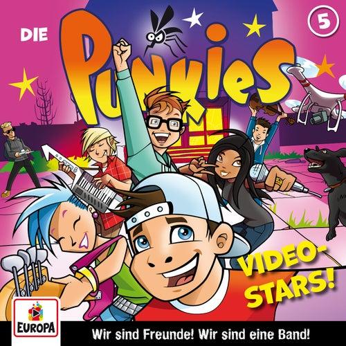 005/Video Stars von Die Punkies