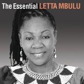 The Essential di Letta Mbulu