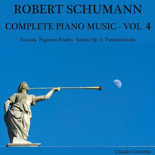 piano music of robert schumann series i