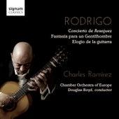 Rodrigo: Concierto de Aranjuez, Fantasía Para un Gentilhombre, Elogio de la guitarra by Charles Ramirez