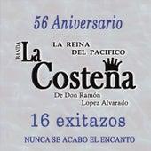 16 Exitazos by Banda La Costeña