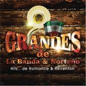 Grandes De La Banda Y Norteño... Hits De Romance Y Reventón by Various Artists