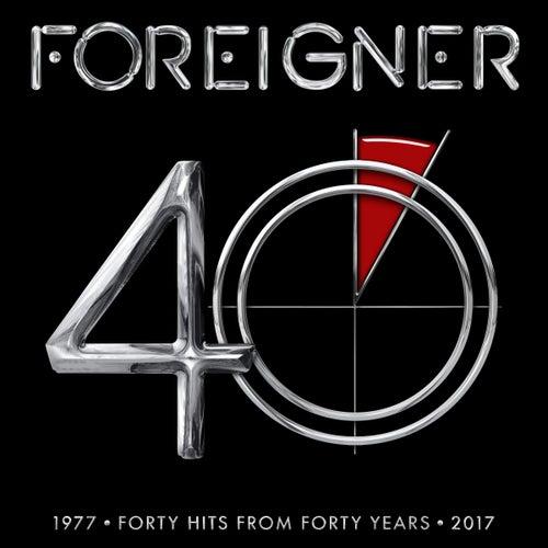 "Foreigner: ""40 (World ex-US/Canada Version)"""