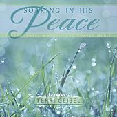 Soaking in His Peace (Instrumental Worship and Prayer Music) de Terri Geisel