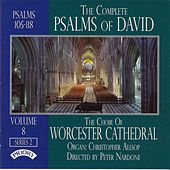 The Complete Psalms of David, Vol. 8 de Worcester Cathedral Choir