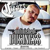 Unfinished Business by Mr. Clever