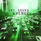 1st Sound Avenue, Vol. 4 - Techno de Various Artists
