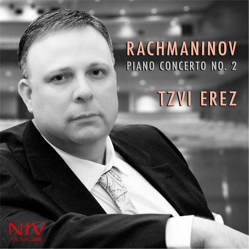 Rachmaninov: Piano Concerto No. 2 in C Minor, Op. 18 by Tzvi Erez