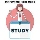 Study Vol 1 - Instrumental Piano Music to Find Concentration and Focus while Studying or Reading de Various Artists