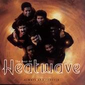 Always & Forever: The Best... * (Legacy) de Heatwave