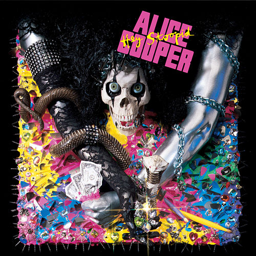 Hey Stoopid by Alice Cooper
