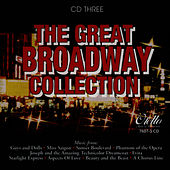 The Great Broadway Collection (Vol 3) by The London Theater Orchestra