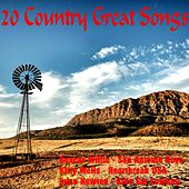 20 Country Great Songs de Various Artists
