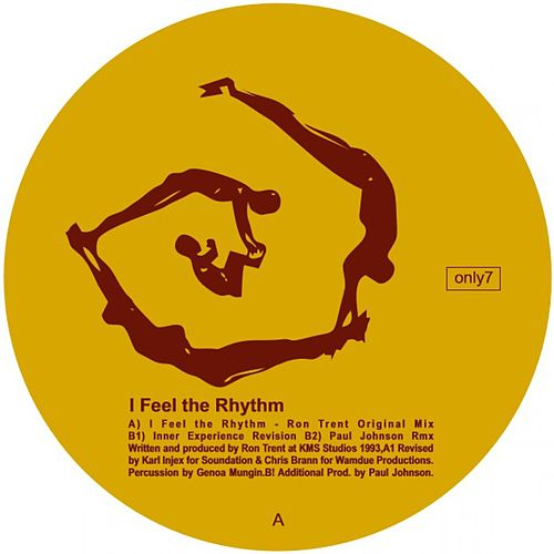I Feel the Rhythm by Ron Trent