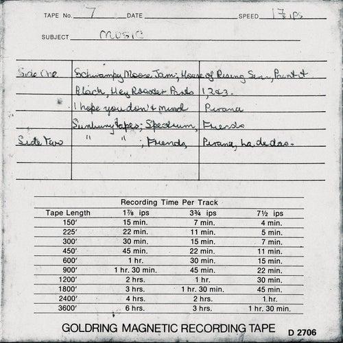 Lasseter's Gold (Unreleased Demos) von Midnight Oil