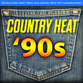 Country Heat '90s by Various Artists