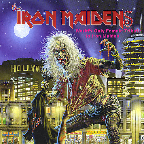 The Iron Maidens - Japan Edition by The Iron Maidens