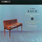 BACH, C.P.E.: Solo Keyboard Music, Vol. 14 by Miklos Spanyi