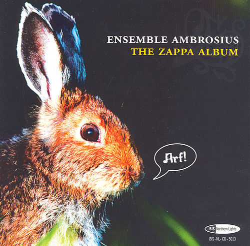 The Zappa Album by Ensemble Ambrosius