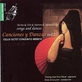 Canciones y Danzas, Vol. 2 de Cello Octet Conjunto Ibérico