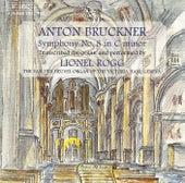 BRUCKNER: Symphony No. 8 in C minor (1890 version, trans. for organ) by Lionel Rogg