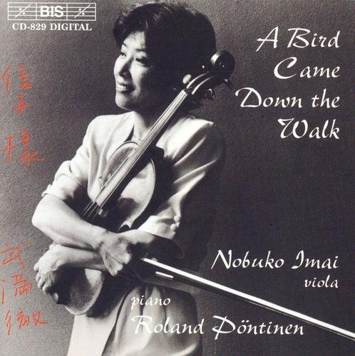 MILHAUD: 4 Visages / ENESCU: Concert Piece by Nobuko Imai