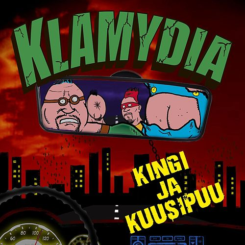 Kingi ja kuusipuu - Single de Klamydia