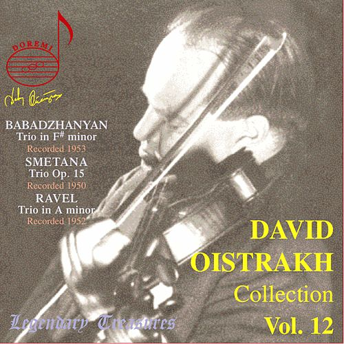 David Oistrakh Collection Vol. 12 by David Oistrakh