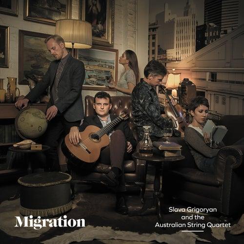 Migration by Australian String Quartet