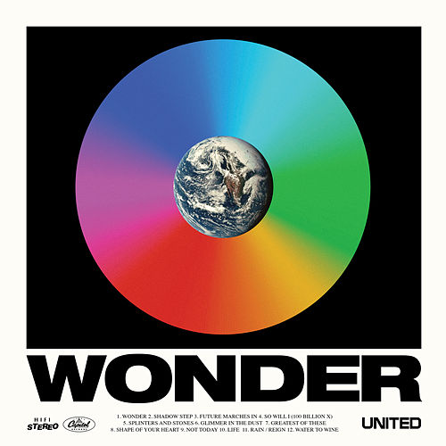 Wonder by Hillsong United