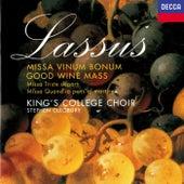 Lassus: Missa Vinum Bonum, etc. by Stephen Cleobury