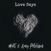 Love Says de Amy Peterson