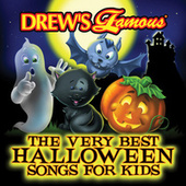 Drew's Famous The Very Best Halloween Songs For Kids by The Hit Crew(1)