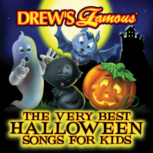 drews famous the very best halloween songs for kids by the hit crew1