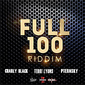Full 100 Riddim de Various Artists