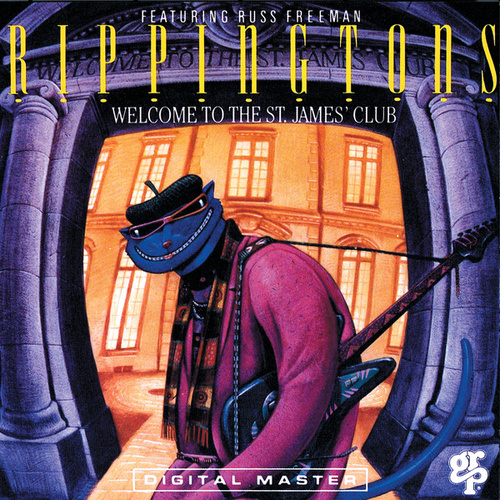 Welcome To The Saint James' Club by The Rippingtons