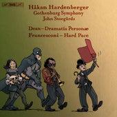 Dean: Dramatis personæ - Francesconi: Hard Pace de Håkan Hardenberger