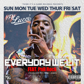 Everyday We Lit (feat. PnB Rock) de YFN Lucci