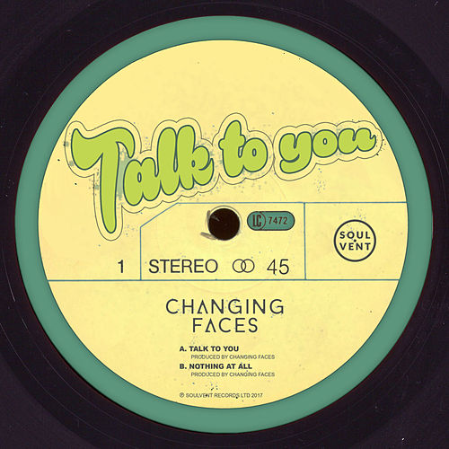 Talk To You by Changing Faces